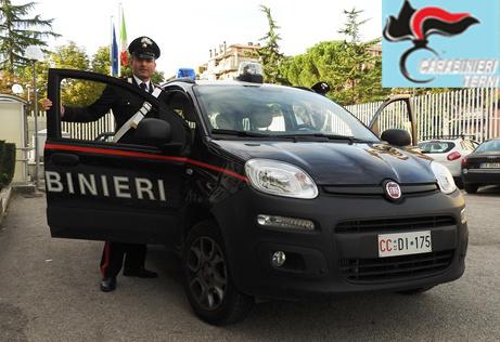 Photo of Terni, rubano un notebook da un ufficio: carabinieri arrestano coppia di ladri