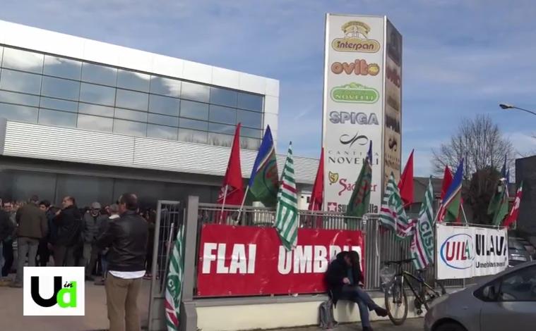 Photo of Ex gruppo Novelli, sindacati: chiedono risposte per il sito di Casalta/Amelia
