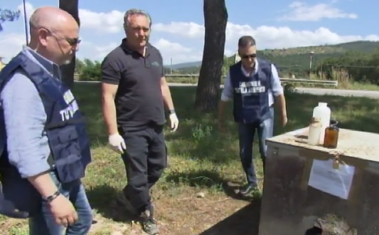 Photo of Acque contaminate, i carabinieri del Noe sequestrano la centrale di Pietrafitta