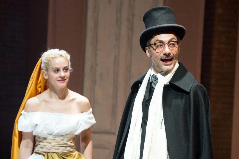 """Photo of Teatro Morlacchi: da domani a domenica """"Una casa di bambola"""" con Filippo Timi"""