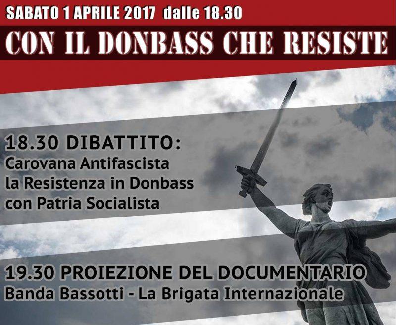 Photo of Perugia, Guerra Ucraina: il Rudegrifo ospita la tappa della carovana antifascista