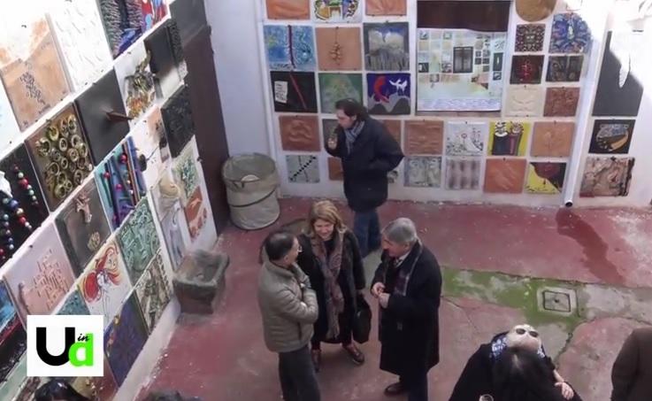"""Photo of """"Terra crea – Sartori"""", c'è anche Alfonso Talotta nel museo d'arte ceramica"""