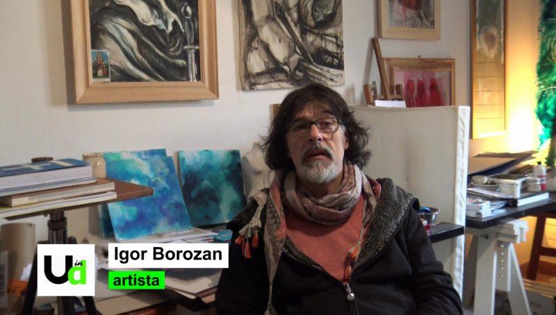 Photo of Incontro con l'artista: da Terni a Toledo, Igor Borozan si racconta