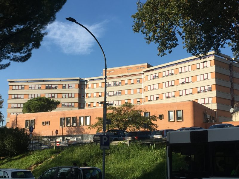 Photo of Ospedale di Terni, primo intervento chirurgico in Umbria su paziente Covid