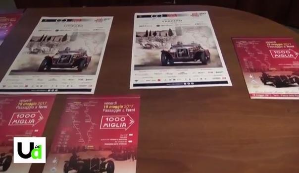 Photo of La Mille Miglia passa da Terni: venerdì la 35esima rievocazione storica