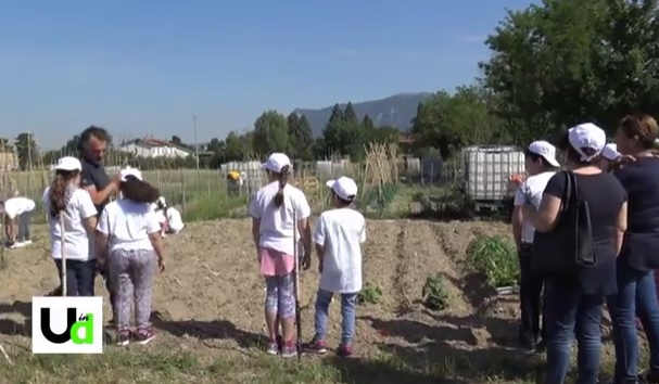 Photo of Terni, i bambini delle scuole San Giovanni e Borsellino coltivano l'orto