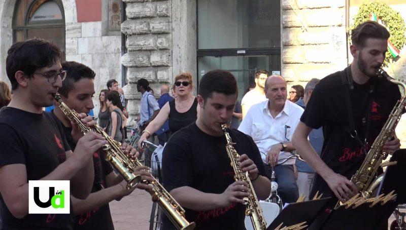 Photo of Festa della Musica, il Briccialdi anima il centro cittadino