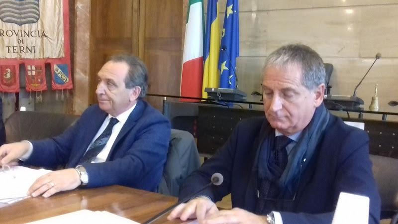 """Photo of I presidenti Mismetti e Lattanzi: """"Riassegnare ruolo e funzioni alle Province"""""""