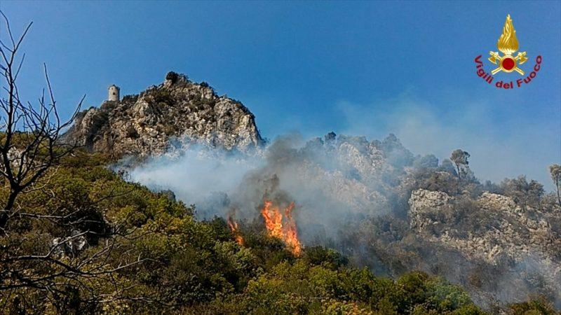 """Photo of """"Incendio Valserra: obiettivo riaprire presto la strada"""". Incontro in Provincia con i residenti"""