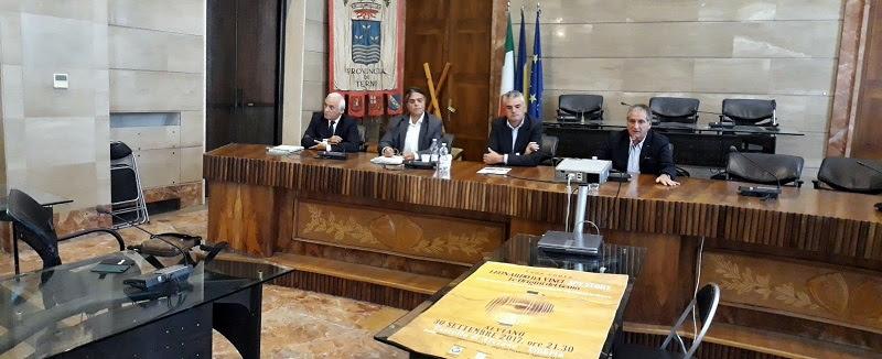 Photo of Leonardo nel Ternano, Luca Tomio incassa il plauso di Provincia e Comune