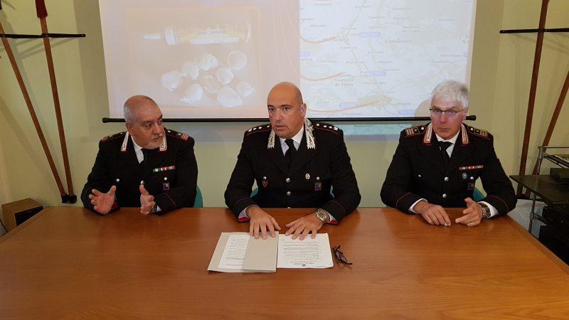 Photo of Todi, imprenditore edile al centro di un traffico di cocaina: quattro in manette