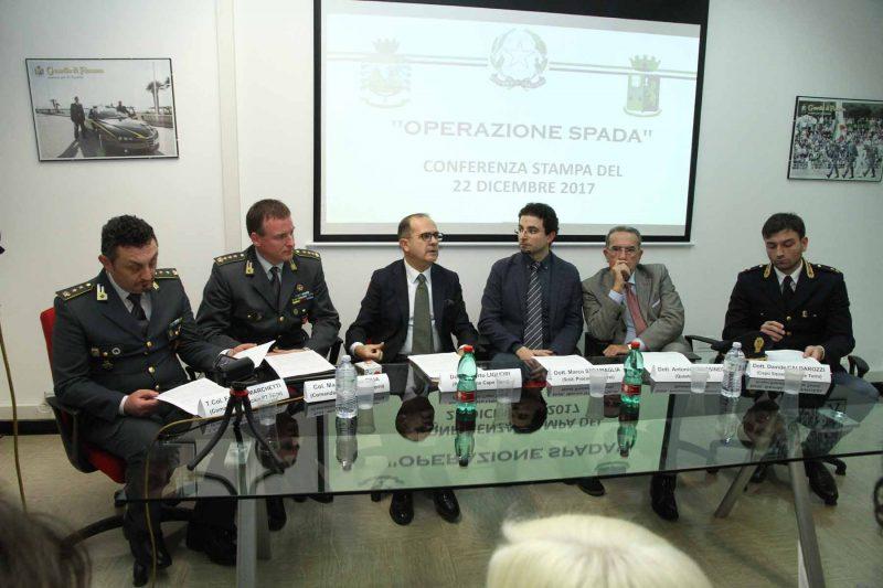 Photo of La Procura di Terni sull'Operazione Spada 1 chiede il rinvio a giudizio per 20 indagati