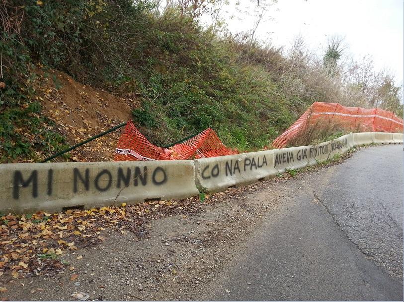 """Photo of Terni, la Lega: """"Strada S. Maria Maddalena, cantiere permanente. Il Comune intervenga"""""""