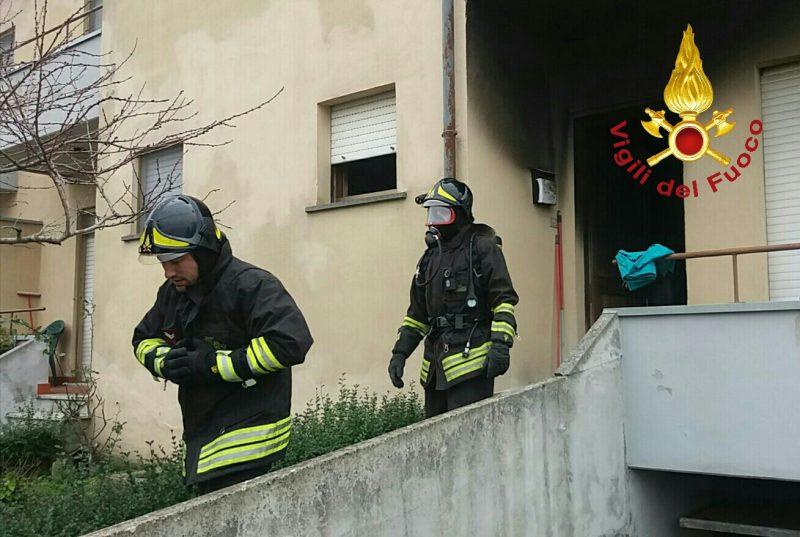 Photo of Montegabbione, anziana muore nell'incendio della sua abitazione
