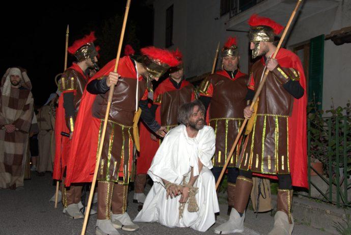 Photo of Marmore si prepara alla rievocazione storica della Passione di Cristo
