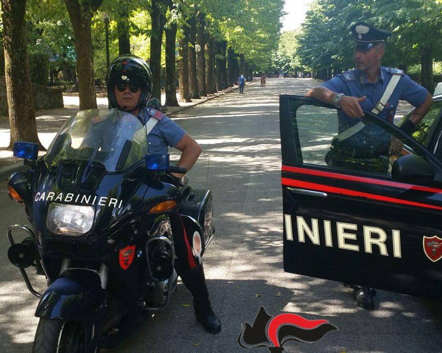 Photo of Terni, controlli antidroga nei parchi: denunciato uno spacciatore