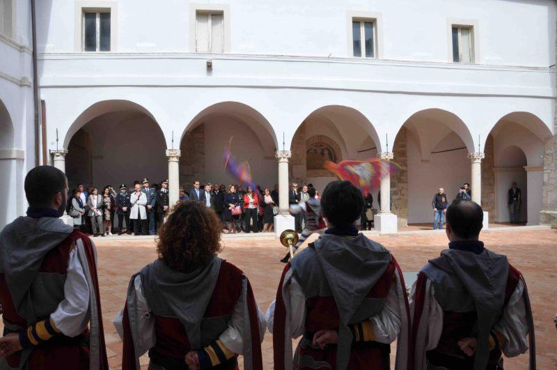 Photo of Amelia, complesso di Sant'Agostino: inaugurazione dopo il recupero