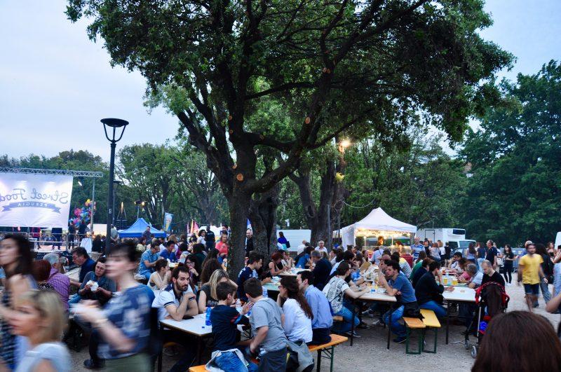 Photo of Al via Street Food Festival Perugia, da domani ai Giardini del Frontone