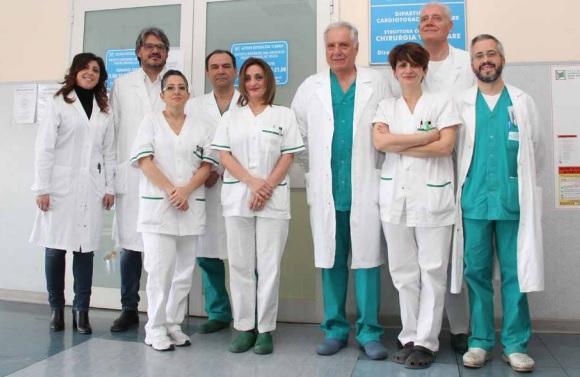 Photo of All'ospedale di Terni intervento per la sostituzione completa dell'aorta