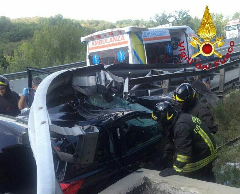 Photo of Nuovo incidente mortale sull'A1: lo schianto tra Fabro e Orvieto