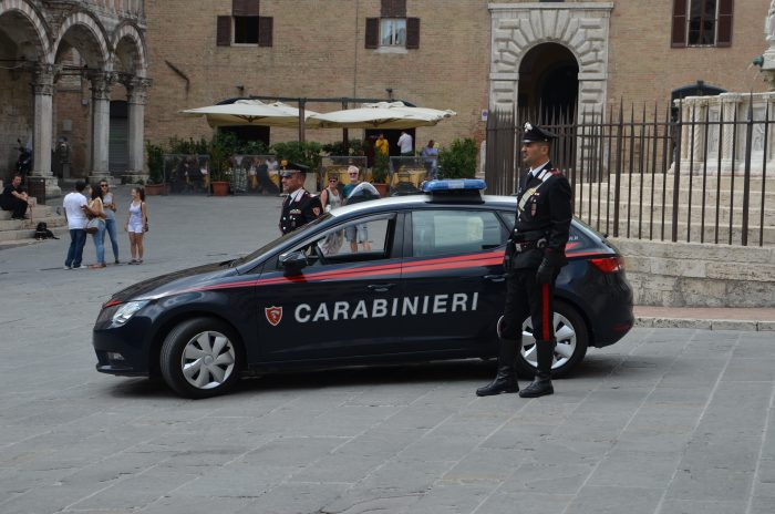 Photo of Perugia, due espulsi fanno rientro in città: arrestati dai carabinieri