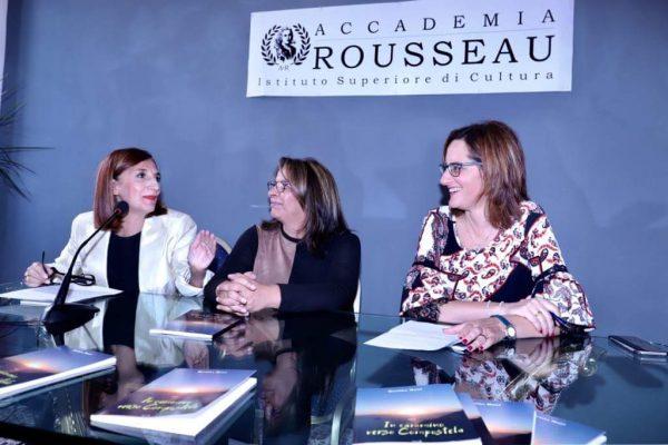 Photo of Beatrice Masci e il cammino verso Compostela: alla Rousseau il suo libro