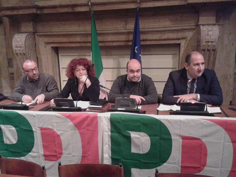 """Photo of Conferenza di fine anno del Pd: """"Dal sindaco solo proclami e annunci"""""""