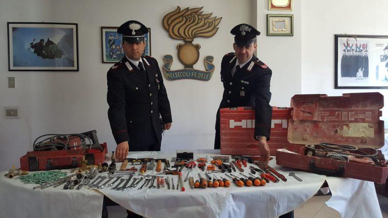 """Photo of Bastia Umbra: denunciato ladro """"seriale"""" di attrezzature da cantiere"""