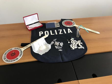 Photo of Cocaina a domicilio nell'Alto Tevere: un arresto e cinque denunce