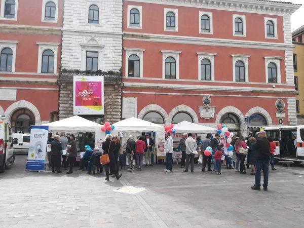 Photo of Terni, Oral Cancer Day 2019: oltre 400 visite in un giorno in piazza della Repubblica