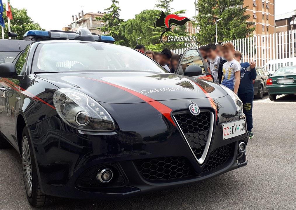 Photo of Terni, oltre 500 studenti a scuola di legalità con i carabinieri