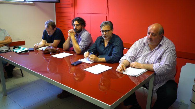 Photo of Tagli al trasporto pubblico umbro, sit-in dei lavoratori di Busitalia