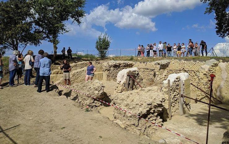 Photo of Lugnano in Teverina, ripresi scavi archeologici a Poggio Gramignano