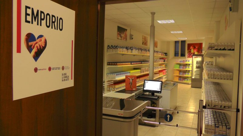 Photo of Terni, all'Emporio solidale un contributo di 72mila euro dalla Fondazione Carit