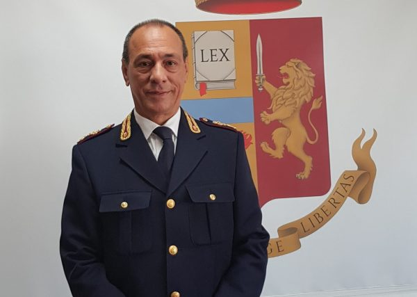 Photo of Questura di Terni, Vincenzo Romeo è il nuovo dirigente della divisione amministrativa