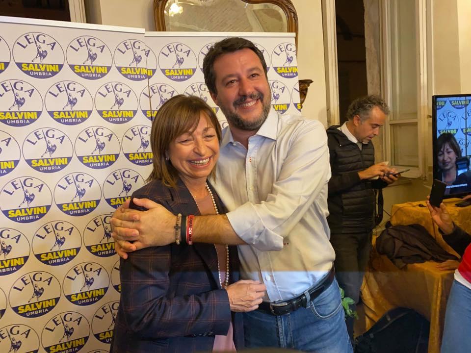 Photo of Elezioni Regionali: Donatella Tesei presidente. Vola il centrodestra