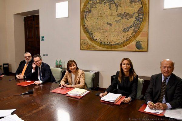Photo of Regione: prima riunione della giunta targata Donatella Tesei