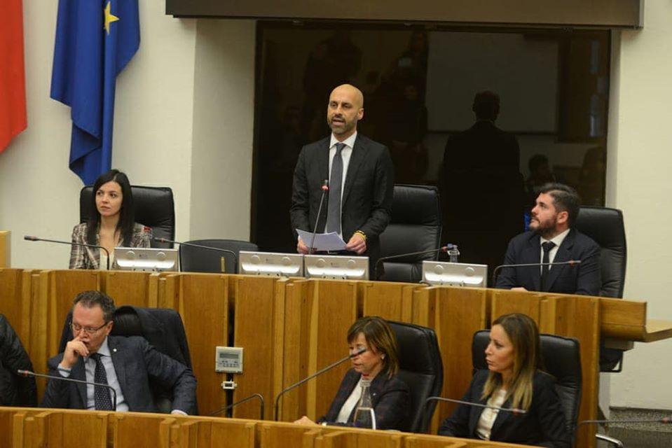 Photo of Consiglio regionale: Marco Squarta è il nuovo presidente