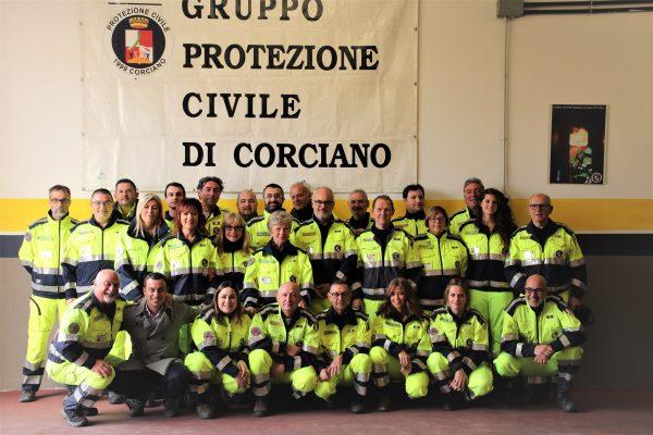 Photo of La Protezione civile di Corciano compie 20 anni: festa grande al Teatro Arca