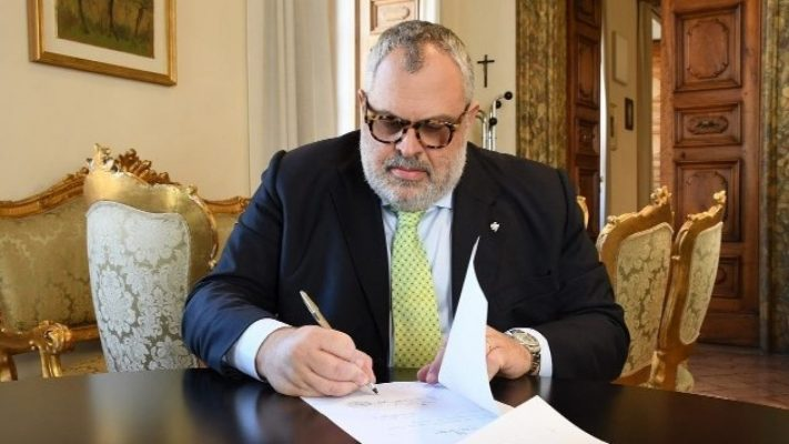 """Photo of Sangemini, incontro in Regione. L'assessore Fioroni: """"Ridare prospettiva industriale"""""""
