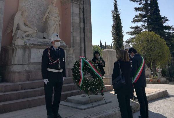 """Photo of 25 Aprile, presidente Tesei: """"Oggi sentiamo più vicino a noi questo evento storico"""""""