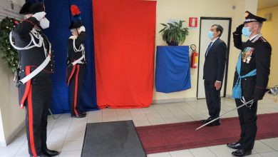 Photo of Festa dei carabinieri: a Terni il bilancio di 12 mesi di intensa attività