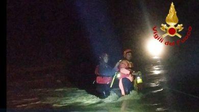 Photo of Amelia, tre persone salvate dallo straripamento di un torrente