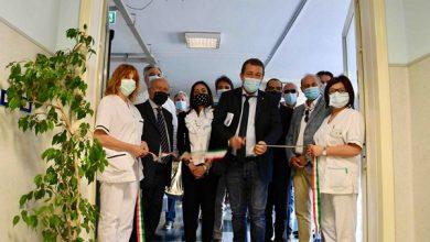 """Photo of L'assessore Coletto a Terni: """"L'ospedale riparte, forte delle grandi professionalità mediche"""""""