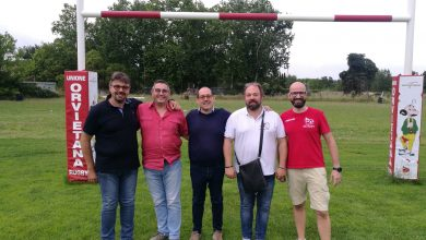 Photo of Terni Rugby e Orvietana Rugby danno vita alla franchigia Red Union Rugby Club per gli Under 16-18