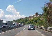 """Photo of Viadotto Montoro chiuso,  traffico in tilt. De Luca (M5S): """"Informato il ministro"""""""