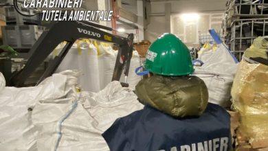 Photo of Terni, i carabinieri del Noe sequestrano più di 3000 tonnellate di rifiuti speciali