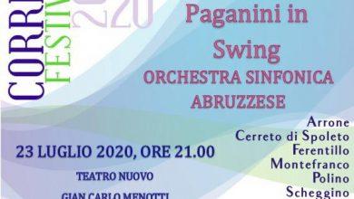 Photo of Spoleto, Paganini in swing al teatro Menotti: ingresso libero solo su prenotazione