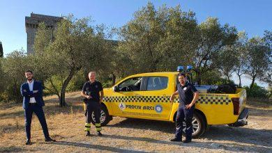 Photo of Protezione civile di Narni: arrivato il nuovo pick-up multifunzionale