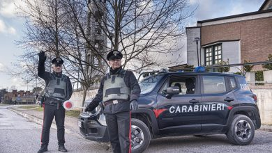 Photo of Umbertide, 25 grammi di cocaina nelle casse dell'auto: arrestato corriere della droga